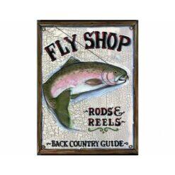Custom Lake House vintage Sign