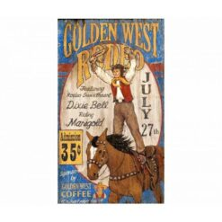 Custom Western Vintage Sign