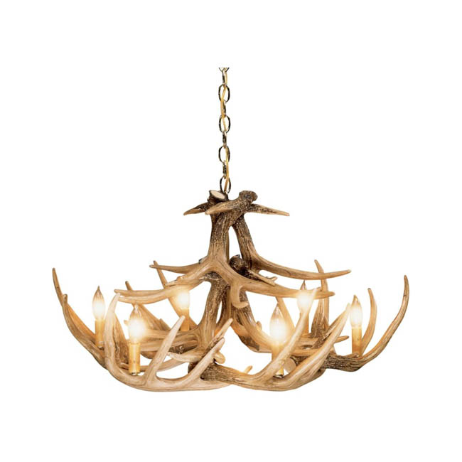 Whitetail Antler Chandelier