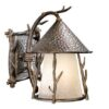 Woodland 9 Outdoor Pendant Autumn Patina Outdoor Light
