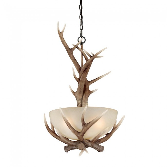 Yoho 19-1_2″ Pendant Black Walnut