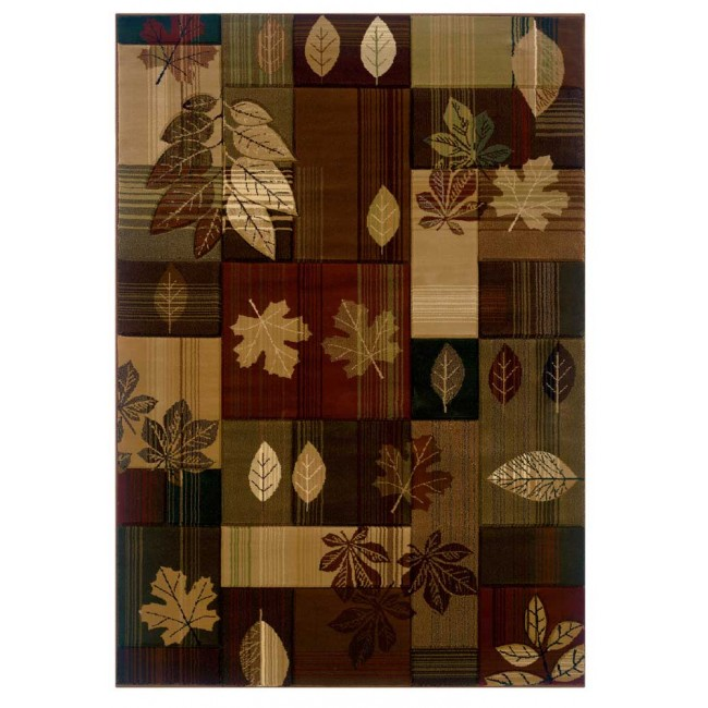 Autumn Bliss Cabin Rug Cabin Rugs