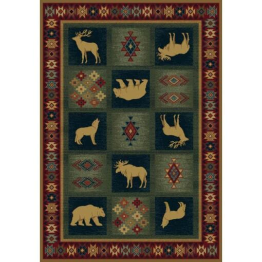 Dakota Cabin Rug