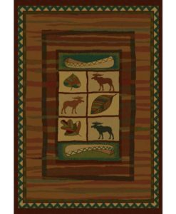 Highland Falls Lodge Rug