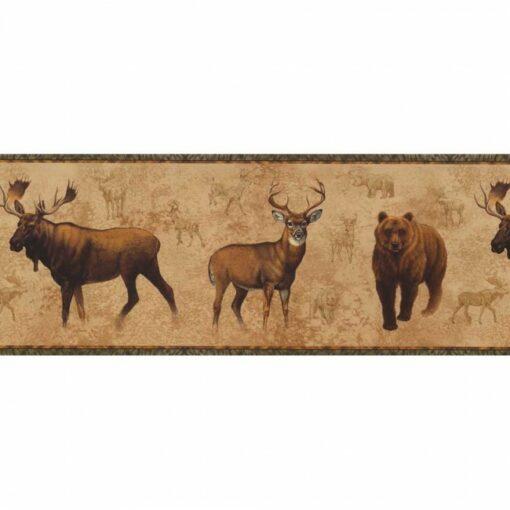 North American Wildlife Border