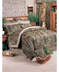 Realtree Hardwoods Sheet Sets