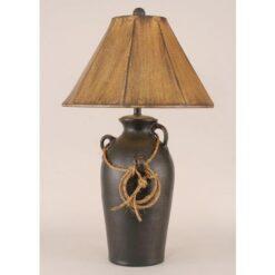 3-Handle Pot w/Lasso Table Lamp