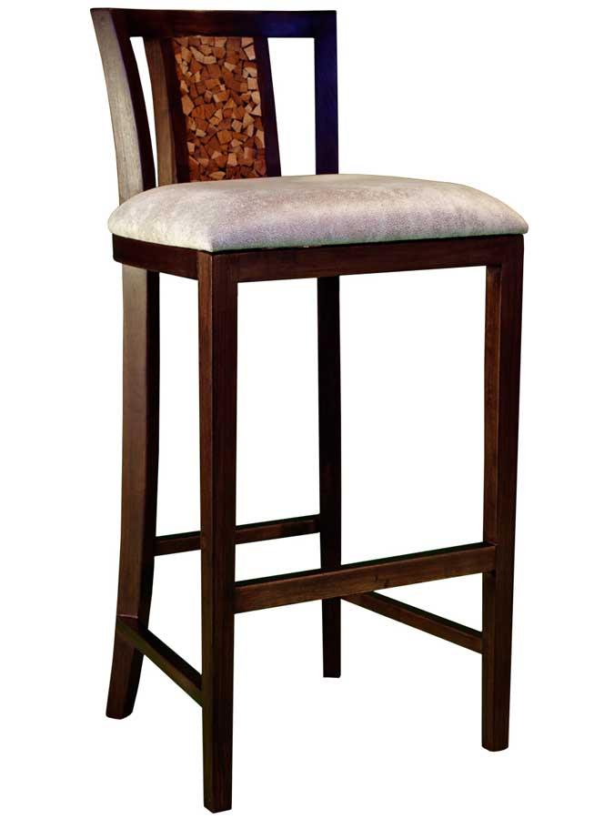 Baron S Bar Chair Rustic Bar Chairs