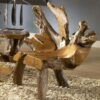 Bighorn Root Chair