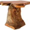 Bighorn Root End Table