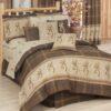 Browning Buckmark Comforter Set