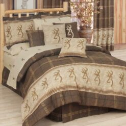 Northern Exposure Comforter Sets Cabin And Lodge Bedding