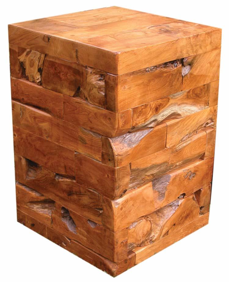 Cube Kodiak Side Table
