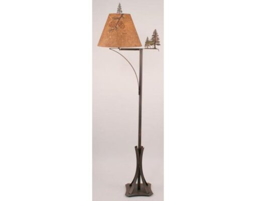 Iron Elk Floor Lamp