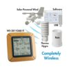 La Crosse Professional Weather Station - Oak