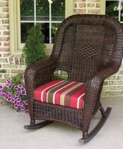 Lexington Rocker - Mojave Wicker
