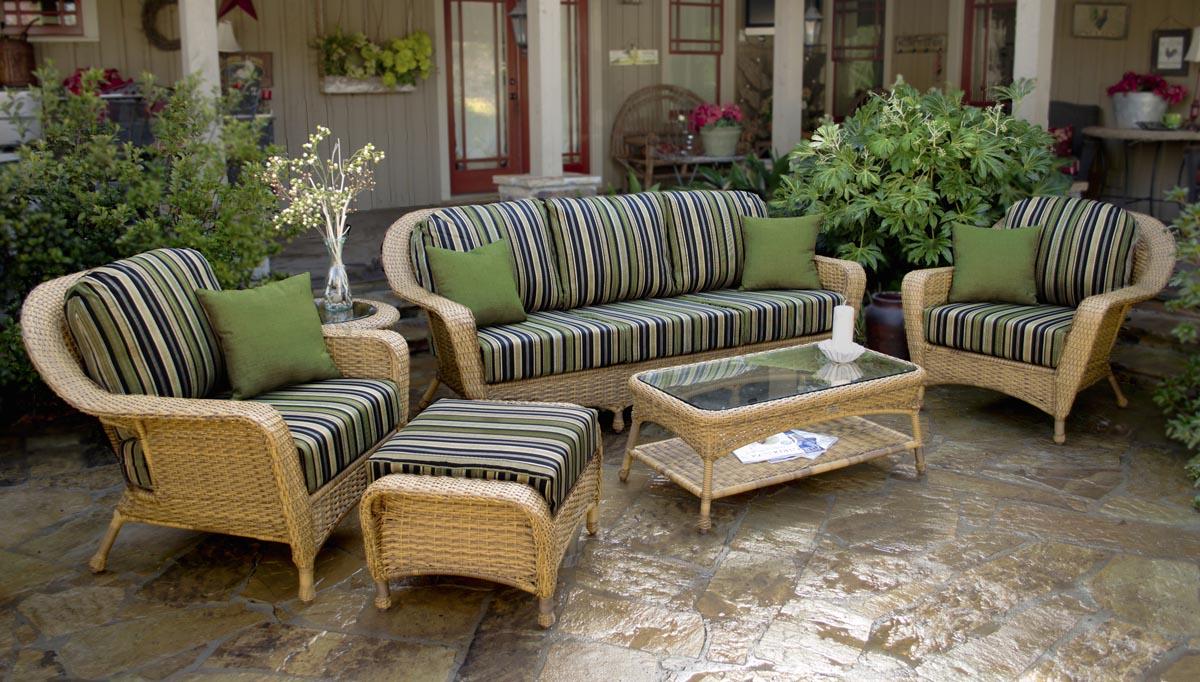 Lexington 6 Piece Deep Seating Sofa Set