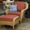 Lexington Club Chair & Ottoman Bundle
