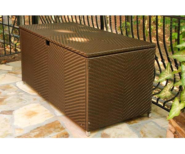 Lexington Wicker Storage Box