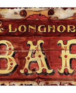 Saloon, Pub & Game Room Signs