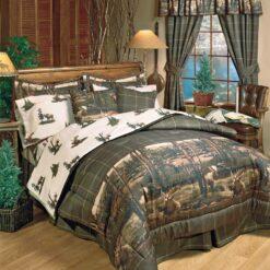 Cabin Bedding
