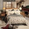 Northern Exposure Comforter Sets - Rustic Cabin Bedding