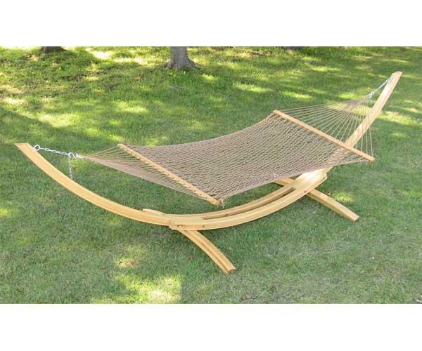 Polyester Rope Hammock - Double