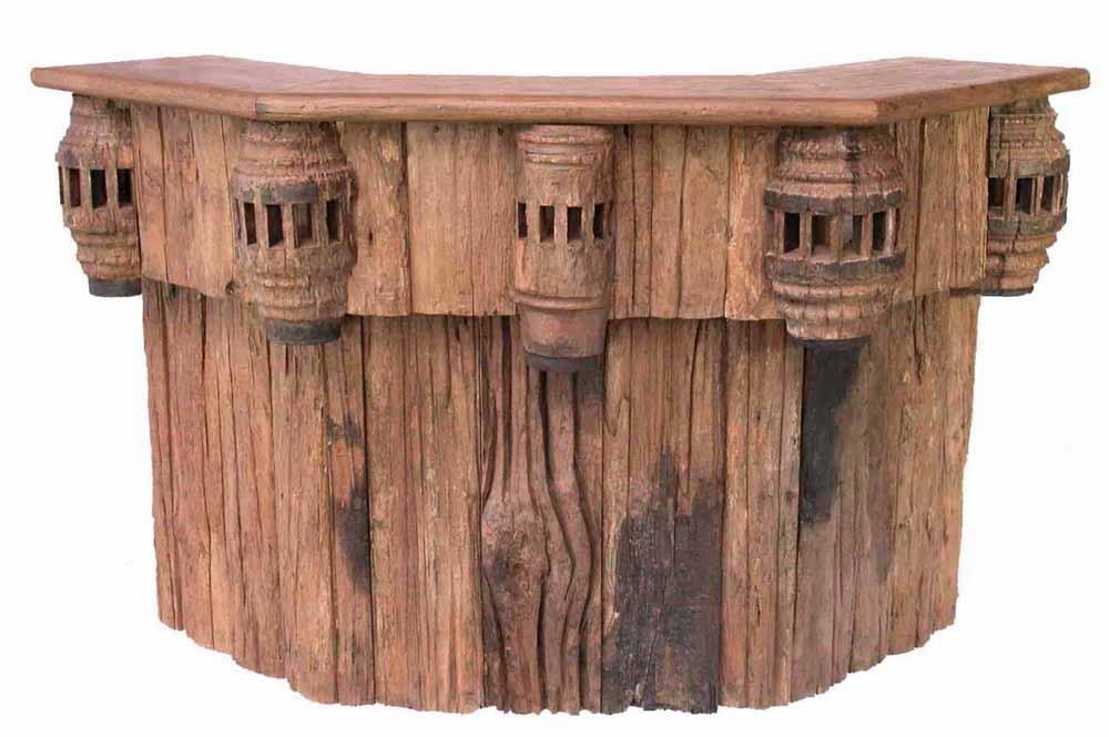 Pueblo Bar Rustic Bars