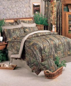 Realtree Hardwoods Comforter Sets