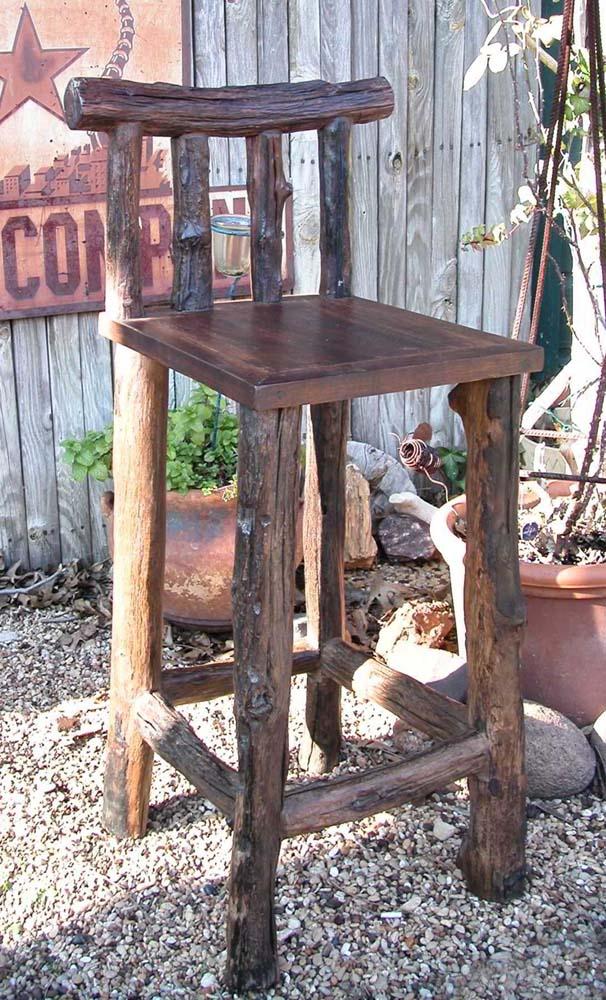 Rocky Mountain Bar Chair