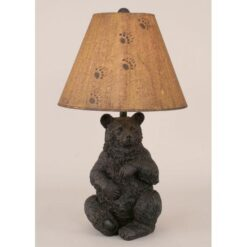 Sitting Bear Lamp