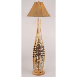 Snow Shoe Floor Lamp