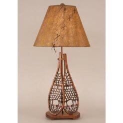 Snow Shoe Table Lamp