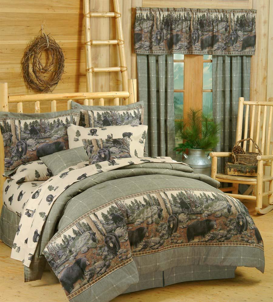 The Bears Comforter Sets