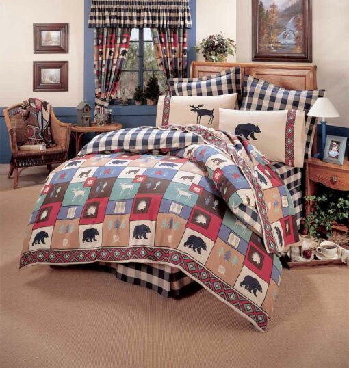 The Woods Comforter Sets