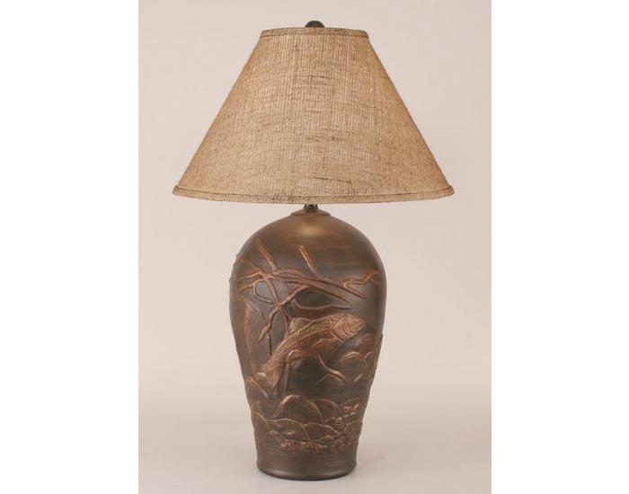 Trout Pot Table Lamp
