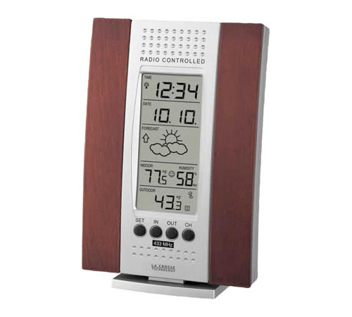 La Crosse Wireless Weather Station with Forecast