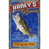 Custom Haney's Vintage Sign